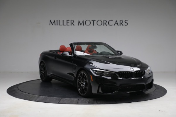 Used 2019 BMW M4 Competition for sale Sold at Aston Martin of Greenwich in Greenwich CT 06830 10