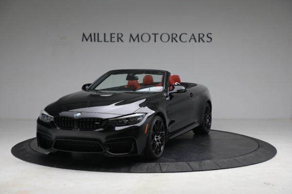 Used 2019 BMW M4 Competition for sale Sold at Aston Martin of Greenwich in Greenwich CT 06830 12