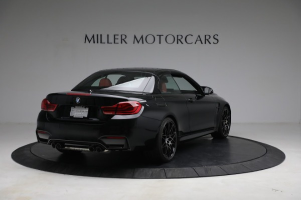 Used 2019 BMW M4 Competition for sale Sold at Aston Martin of Greenwich in Greenwich CT 06830 16