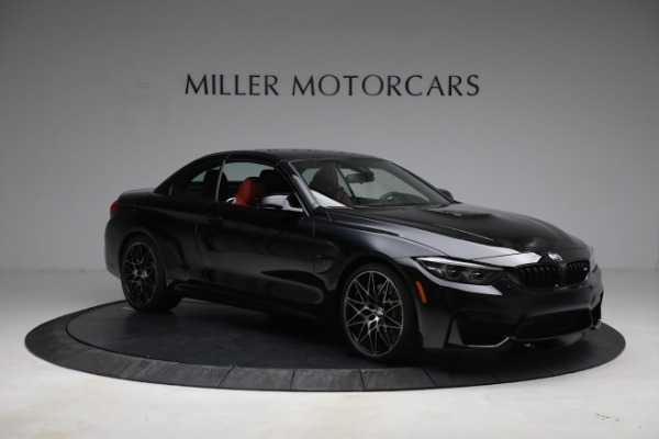Used 2019 BMW M4 Competition for sale Sold at Aston Martin of Greenwich in Greenwich CT 06830 18