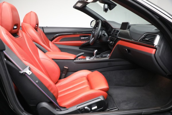 Used 2019 BMW M4 Competition for sale Sold at Aston Martin of Greenwich in Greenwich CT 06830 26