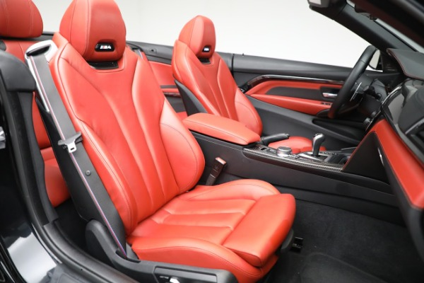 Used 2019 BMW M4 Competition for sale Sold at Aston Martin of Greenwich in Greenwich CT 06830 27