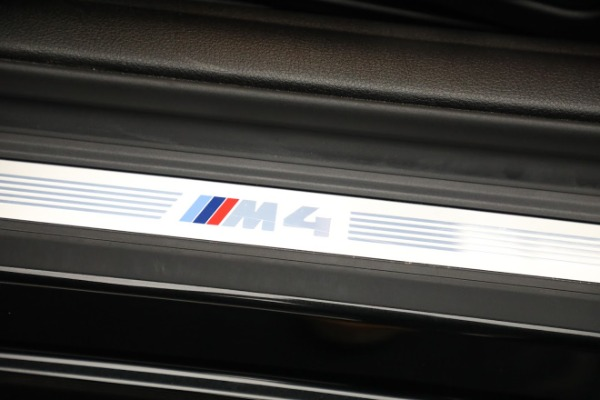 Used 2019 BMW M4 Competition for sale Sold at Aston Martin of Greenwich in Greenwich CT 06830 28