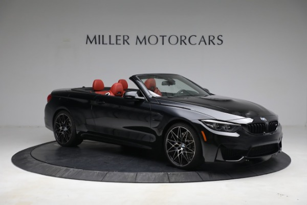 Used 2019 BMW M4 Competition for sale Sold at Aston Martin of Greenwich in Greenwich CT 06830 9