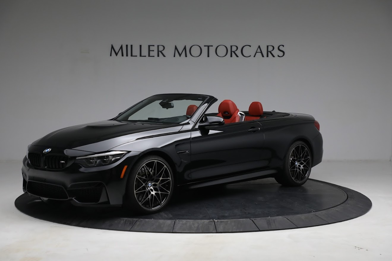 Used 2019 BMW M4 Competition for sale Sold at Aston Martin of Greenwich in Greenwich CT 06830 1