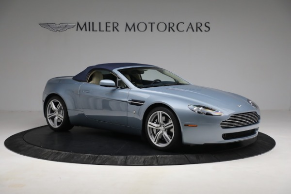 Used 2009 Aston Martin V8 Vantage Roadster for sale Call for price at Aston Martin of Greenwich in Greenwich CT 06830 26