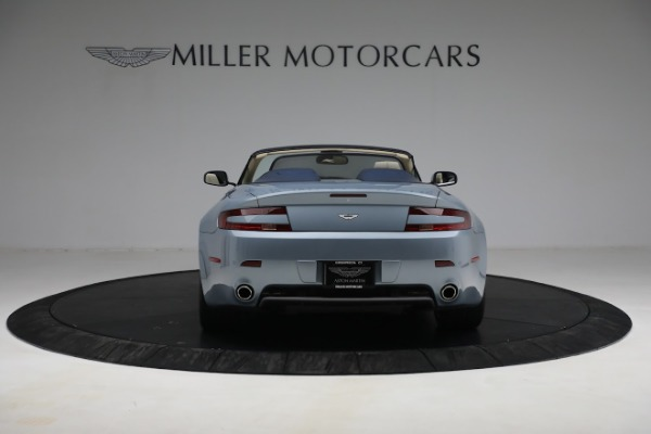 Used 2009 Aston Martin V8 Vantage Roadster for sale Call for price at Aston Martin of Greenwich in Greenwich CT 06830 5