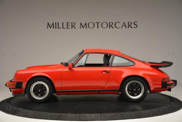 Used 1988 Porsche 911 Carrera for sale Sold at Aston Martin of Greenwich in Greenwich CT 06830 3