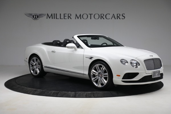 Used 2016 Bentley Continental GT V8 for sale Sold at Aston Martin of Greenwich in Greenwich CT 06830 10
