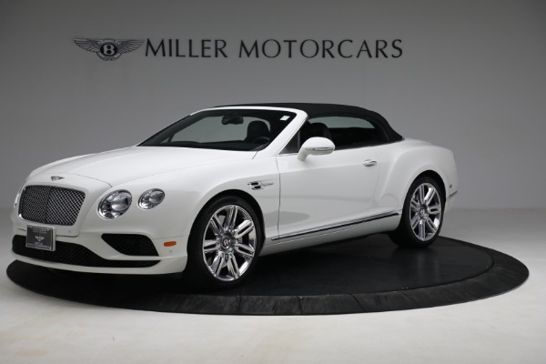 Used 2016 Bentley Continental GT V8 for sale Sold at Aston Martin of Greenwich in Greenwich CT 06830 13