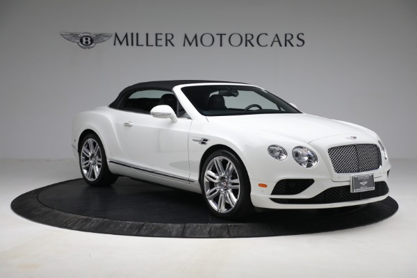Used 2016 Bentley Continental GT V8 for sale Sold at Aston Martin of Greenwich in Greenwich CT 06830 23