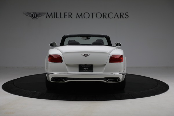 Used 2016 Bentley Continental GT V8 for sale Sold at Aston Martin of Greenwich in Greenwich CT 06830 5