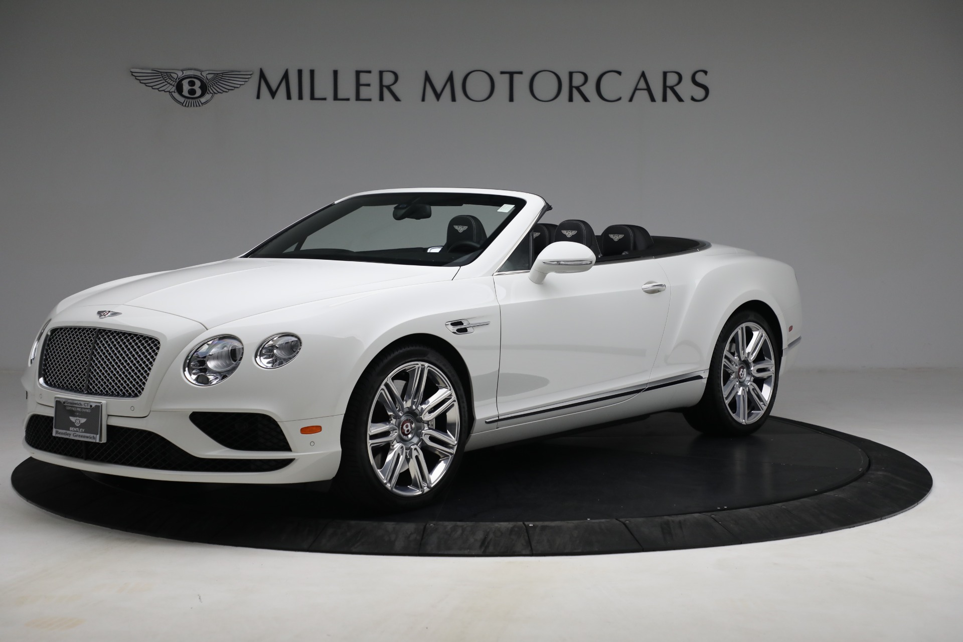 Used 2016 Bentley Continental GT V8 for sale Sold at Aston Martin of Greenwich in Greenwich CT 06830 1