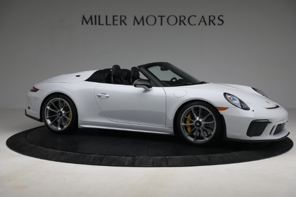 Used 2019 Porsche 911 Speedster for sale Sold at Aston Martin of Greenwich in Greenwich CT 06830 10