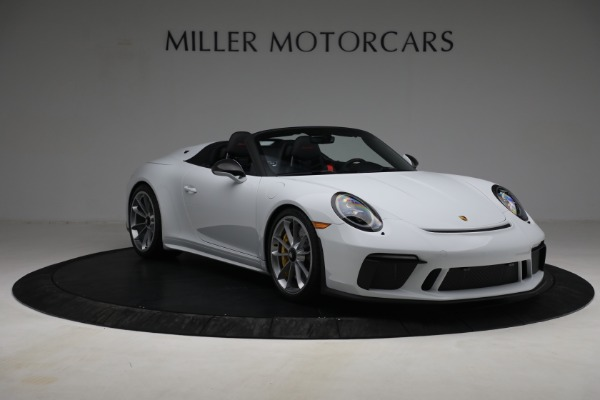 Used 2019 Porsche 911 Speedster for sale Sold at Aston Martin of Greenwich in Greenwich CT 06830 11