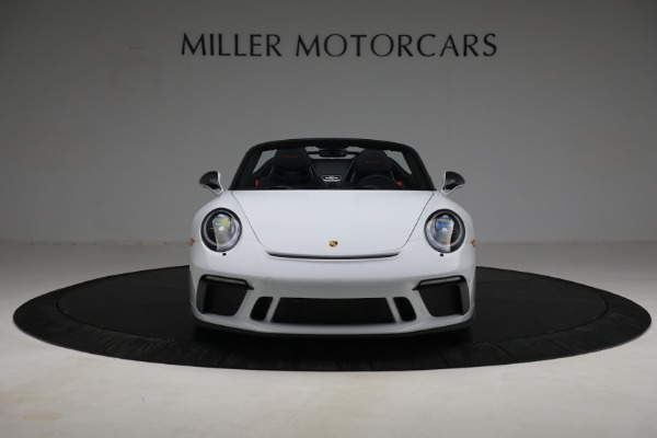 Used 2019 Porsche 911 Speedster for sale Sold at Aston Martin of Greenwich in Greenwich CT 06830 12
