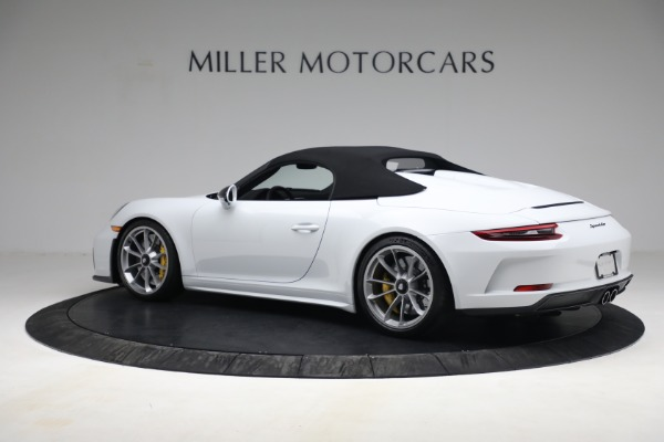 Used 2019 Porsche 911 Speedster for sale Sold at Aston Martin of Greenwich in Greenwich CT 06830 15