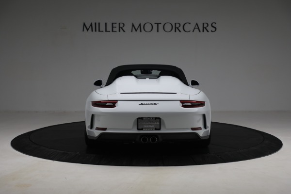 Used 2019 Porsche 911 Speedster for sale Sold at Aston Martin of Greenwich in Greenwich CT 06830 16