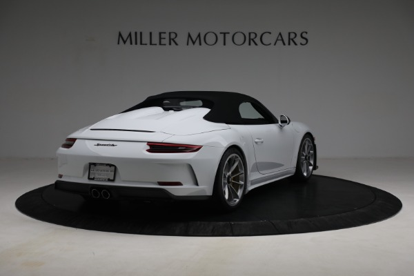 Used 2019 Porsche 911 Speedster for sale Sold at Aston Martin of Greenwich in Greenwich CT 06830 17
