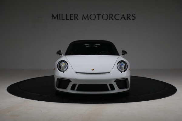 Used 2019 Porsche 911 Speedster for sale Sold at Aston Martin of Greenwich in Greenwich CT 06830 19