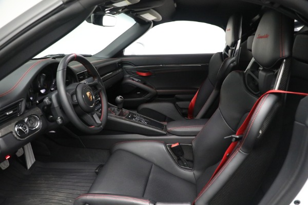 Used 2019 Porsche 911 Speedster for sale Sold at Aston Martin of Greenwich in Greenwich CT 06830 20