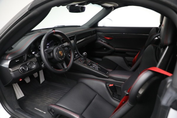 Used 2019 Porsche 911 Speedster for sale Sold at Aston Martin of Greenwich in Greenwich CT 06830 22