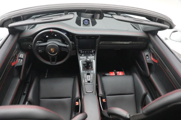 Used 2019 Porsche 911 Speedster for sale Sold at Aston Martin of Greenwich in Greenwich CT 06830 23