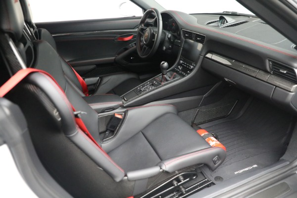 Used 2019 Porsche 911 Speedster for sale Sold at Aston Martin of Greenwich in Greenwich CT 06830 25