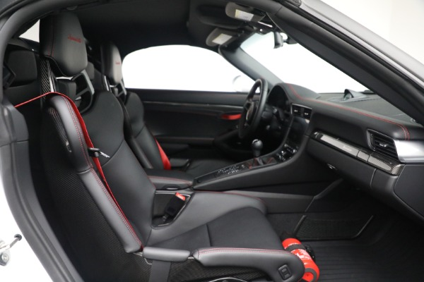 Used 2019 Porsche 911 Speedster for sale Sold at Aston Martin of Greenwich in Greenwich CT 06830 27