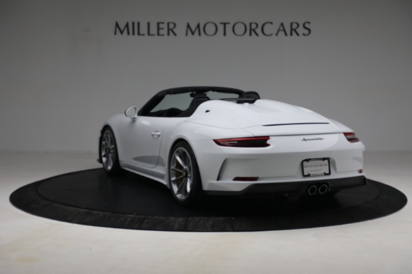 Used 2019 Porsche 911 Speedster for sale Sold at Aston Martin of Greenwich in Greenwich CT 06830 5