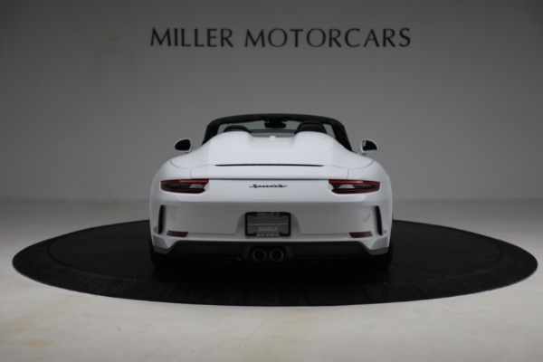 Used 2019 Porsche 911 Speedster for sale Sold at Aston Martin of Greenwich in Greenwich CT 06830 6