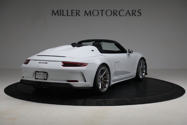 Used 2019 Porsche 911 Speedster for sale Sold at Aston Martin of Greenwich in Greenwich CT 06830 7