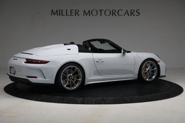 Used 2019 Porsche 911 Speedster for sale Sold at Aston Martin of Greenwich in Greenwich CT 06830 8