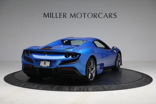 Used 2021 Ferrari F8 Spider for sale $499,900 at Aston Martin of Greenwich in Greenwich CT 06830 17