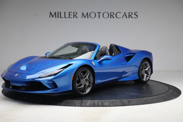Used 2021 Ferrari F8 Spider for sale $499,900 at Aston Martin of Greenwich in Greenwich CT 06830 2
