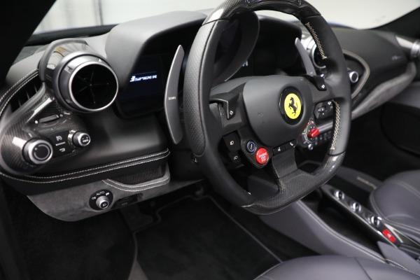 Used 2021 Ferrari F8 Spider for sale $499,900 at Aston Martin of Greenwich in Greenwich CT 06830 26
