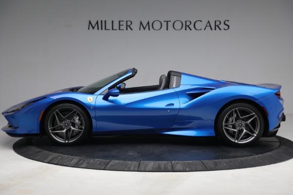 Used 2021 Ferrari F8 Spider for sale $499,900 at Aston Martin of Greenwich in Greenwich CT 06830 3