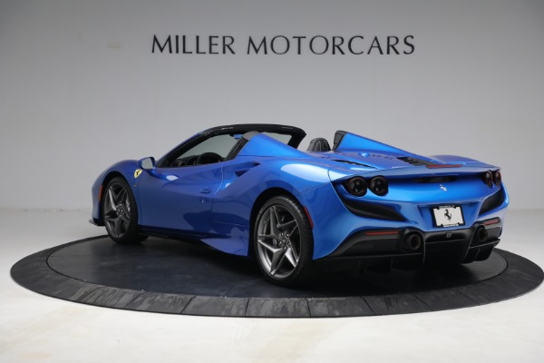 Used 2021 Ferrari F8 Spider for sale $499,900 at Aston Martin of Greenwich in Greenwich CT 06830 5