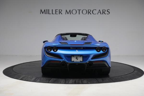 Used 2021 Ferrari F8 Spider for sale $499,900 at Aston Martin of Greenwich in Greenwich CT 06830 6