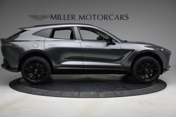 New 2021 Aston Martin DBX for sale $202,286 at Aston Martin of Greenwich in Greenwich CT 06830 10