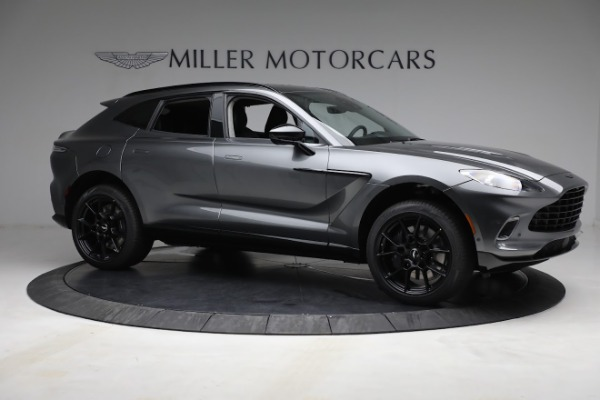 New 2021 Aston Martin DBX for sale $202,286 at Aston Martin of Greenwich in Greenwich CT 06830 11