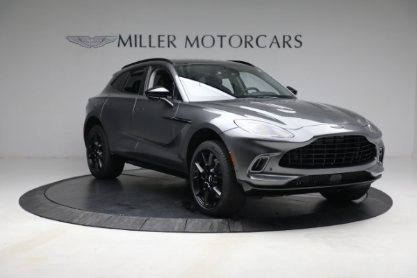 New 2021 Aston Martin DBX for sale $202,286 at Aston Martin of Greenwich in Greenwich CT 06830 12