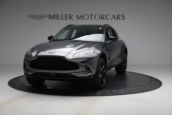 New 2021 Aston Martin DBX for sale $202,286 at Aston Martin of Greenwich in Greenwich CT 06830 14