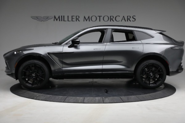New 2021 Aston Martin DBX for sale $202,286 at Aston Martin of Greenwich in Greenwich CT 06830 2