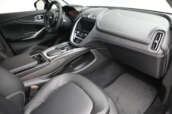 New 2021 Aston Martin DBX for sale $202,286 at Aston Martin of Greenwich in Greenwich CT 06830 22