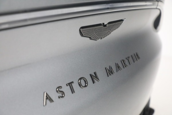 New 2021 Aston Martin DBX for sale $202,286 at Aston Martin of Greenwich in Greenwich CT 06830 25