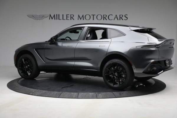 New 2021 Aston Martin DBX for sale $202,286 at Aston Martin of Greenwich in Greenwich CT 06830 3