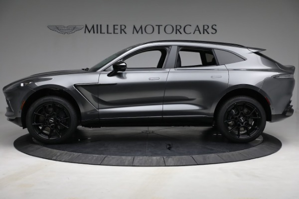 New 2021 Aston Martin DBX for sale $202,286 at Aston Martin of Greenwich in Greenwich CT 06830 4