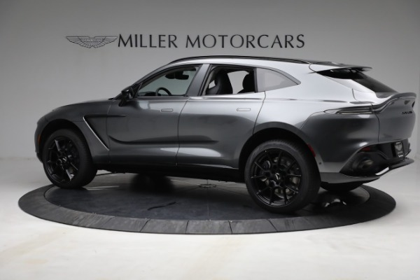 New 2021 Aston Martin DBX for sale $202,286 at Aston Martin of Greenwich in Greenwich CT 06830 5