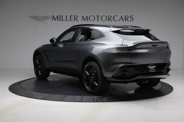 New 2021 Aston Martin DBX for sale $202,286 at Aston Martin of Greenwich in Greenwich CT 06830 6